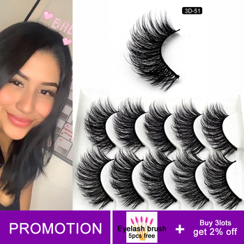 15mm Natural Mink Lashes False Eyelashes Premade Volume Fans Silk Thick Short Wispy Real Mink Lash Extension Supplies With Boxes