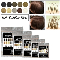 Refill hair fiber 500g Best Salon Powder Keratin Fiber Hair Styling Spray Building Care Hair Loss product 10 colors