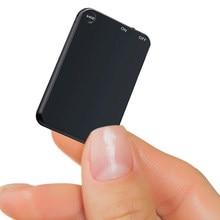 V15 300mAh USB Flash 64G Digital Voice Activated Recorders Super Thin Mini Body 50H Continuous Dictaphone Audio Recording Device