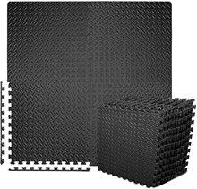30*30cm EVA Leaf Grain Floor Mats Gym Floor Mat Splicing Mats Patchwork Rugs Thicken Shock For Gym Fitness Room Workouts