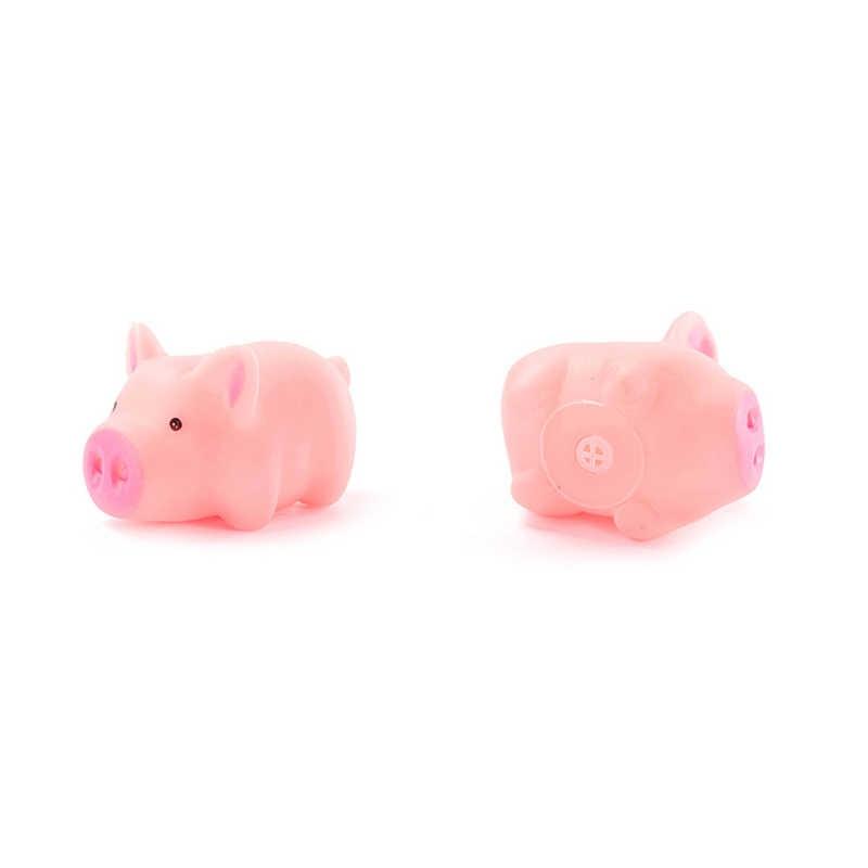 BRIDAY miękkie szczypta zabawki Squishy PVC Mini zwierzęta Super słodki kreatywny dekompresji zabawki dla psów ręcznie zabawki do ściskania Funny Chick Rabbit