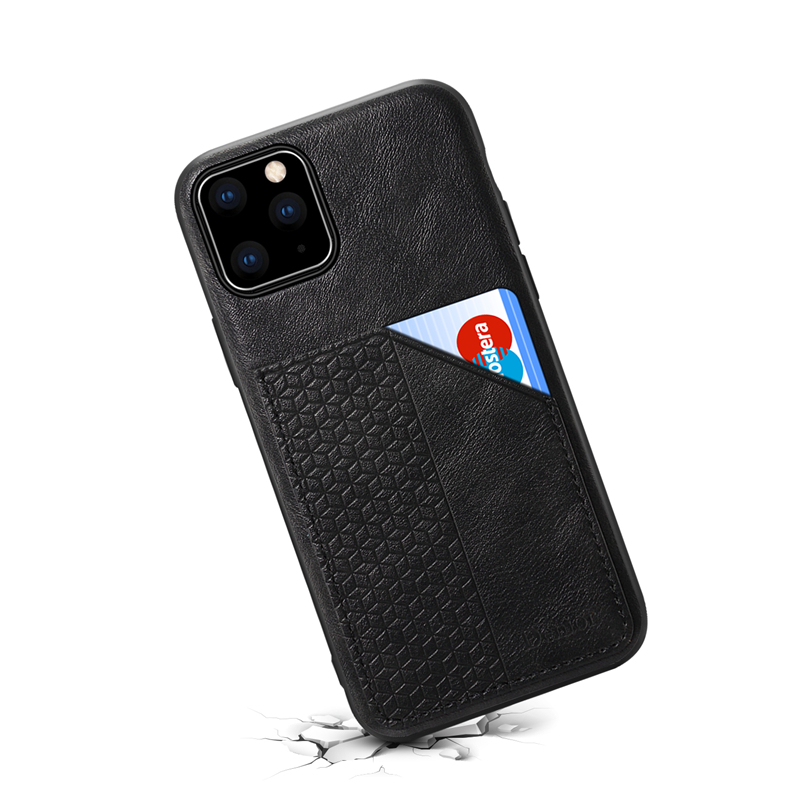 Luxury Leather Card Holder Case for iPhone 11/11 Pro/11 Pro Max 13
