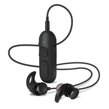 Hot Sale Lapel Clip Bluetooth Headset Receiver Sports Stereo