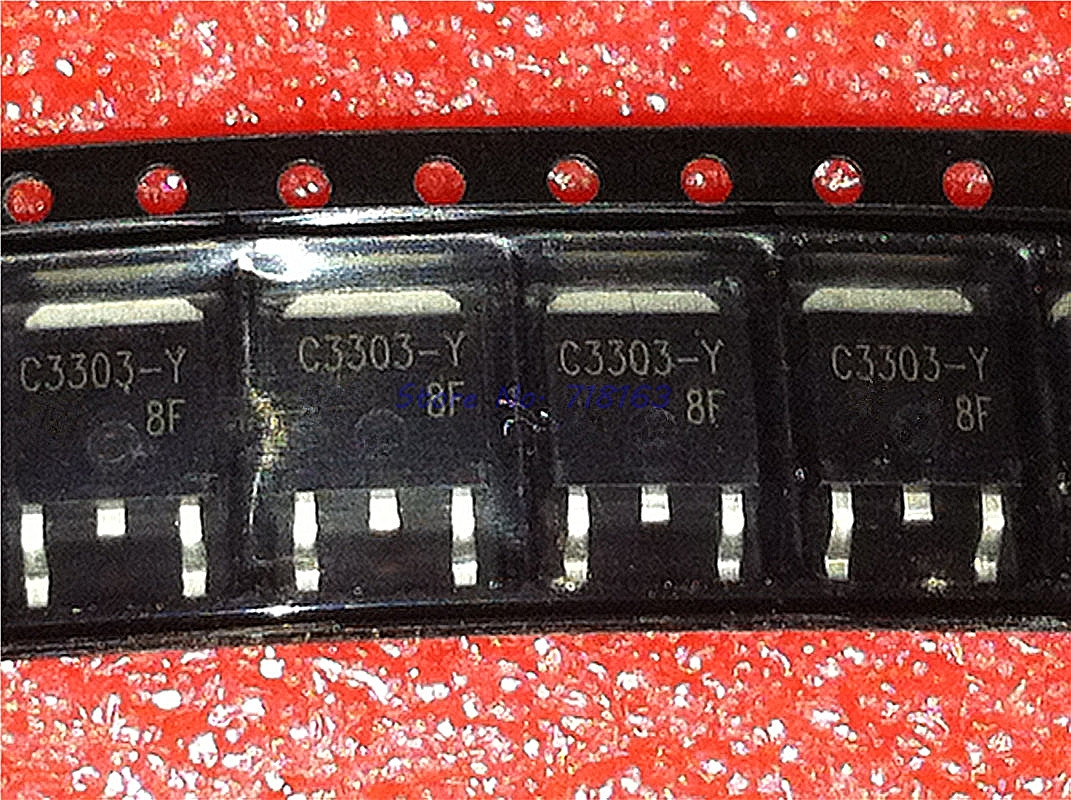 10pcs/lot 2SC3303 TO-252 2SC3303-Y C3303 TO252 New Original In Stock