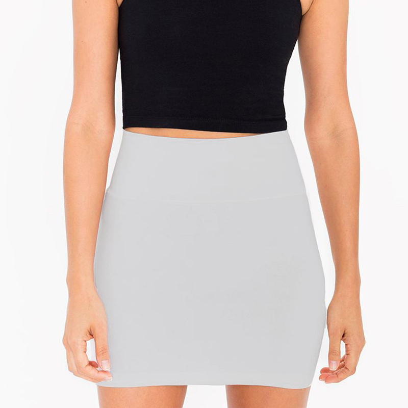 Summer Holiday Sexy Mini Skirt Ladies Slim Fit Trend Street Bottom Tight Work Women Short Skirt
