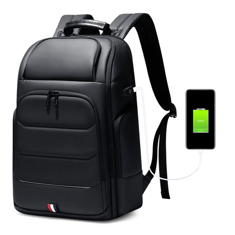 Waterproof USB Charging Men Professional 15.6 Inch Laptop Backpack Casual Notebook Man Sports Travel Bag Pack Backpack For Male