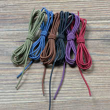2020 1.5 m length colorful Elastic string Bungee cord High Elasticity Repair rubber band Traveler notebook accessory(China)