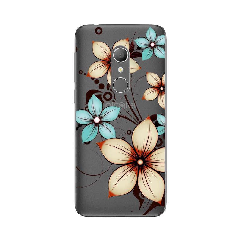 غطاء ل الكاتيل 1X 5059D 5059A يكون بصمة حالة غطاء خلفي سيليكون ناعم غلاف هاتف ألكاتيل 1X1 X جراب هاتف