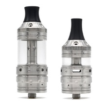 ULTON Epic Style 23mm DL MTL RTA tank All-in-One Full Kit 3ml/6ml atomizer for Electronic cigarette vape mods