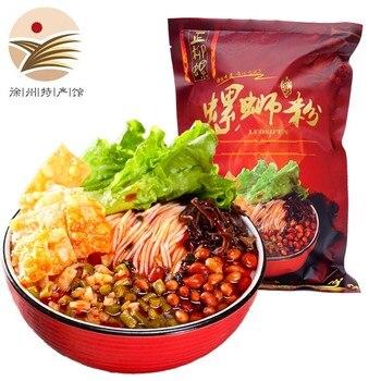Liuzhou snail noodles Guangxi specialty Instant instant rice noodles rice noodles Chinese snacks