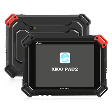 Original XTOOL X100 Pad2 Pro Auto Key Programmer With KC100 For VW 4th 5th Pro PAD 2 EPB EPS OBD 2 Odometer adjustment X100 PAD2 high quality digiprog3 auto mileage adjust programming digiprog 3 v4 94 odometer correction with obd st01 st04 digiprog iii