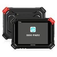 Original XTOOL X100 Pad2 Pro Auto Key Programmer With KC100 For VW 4th 5th Pro PAD 2 EPB EPS OBD 2 Odometer adjustment X100 PAD2