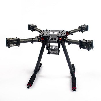 цена на Flyroun LX350 frame PRO With  350 pro Frame 350 drone For 4 Axis RC Multicopter Quadcopter Heli Multi-Rotor With Landing Gear
