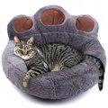 Домик-кровать для кошек  корзина для кошек  коврик  зимние теплые плюшевые кровати  лежак для кошек  Panier  товары для кошек  Cama para Gato