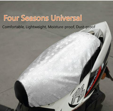 pecas da motocicleta universal e bike scooter respiravel leve 3d a prova dlightweight agua isolamento
