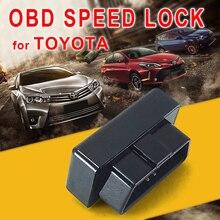 Smart Auto OBD Speed Lock Car Door Lock Device for Toyota COROLLA Camry Crown  LEVIN Land Cruiser цена