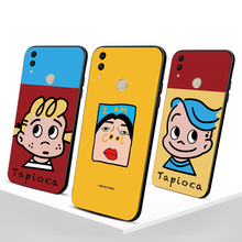 Cute Lovely Cool For Funda Huawei Honor 10 lite case for 9 8X 6X Phone Cover Case 8