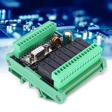 цена PLC Programmable Controller Module FX2N-20MR-232 Industrial Control Accessory Electrical Supplies онлайн в 2017 году