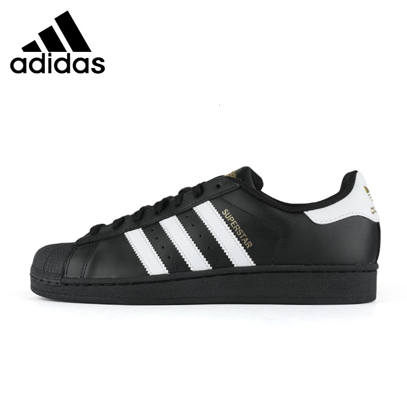 Adidas Superstar Mens Skateboarding Shoes Classic Shell-toes Anti-slip Sports Sneakers B27140 C77124 image
