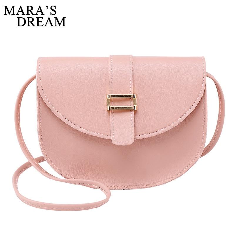 Mara's Dream 2020 New Pure Small Shell Bag Fashion Women's Car Stitch Shoulder Crossbody Bag