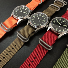 New Men Pilot Watches Fashion Automatic Stainless Steel