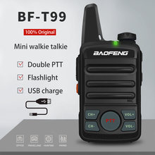Baofeng bf t99 мини рация для детей Модернизированная t1 uhf