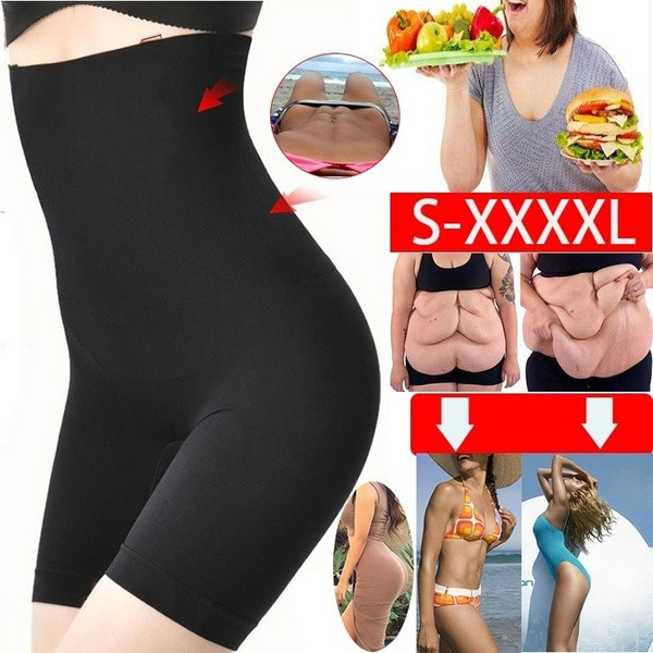 High Waist Slimming Belt Women Cellulite Fat Burning Shapewear Bodysuit Pant Slimming Wrap For Weight Loss Body Fat Burner Sauna