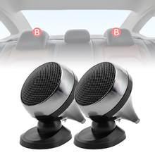 2 pièces 150W 12V voiture Tweeter universel haut-parleur haute efficacité 4Ohm 92dB haut-parleur Super puissance Audio son voiture tweeters