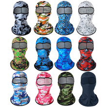 Camouflage Balaclava Full Face Scarf Wargame Multicam Cycling Hunting Army Bike Military Helmet Liner Tactical Airsoft Cap