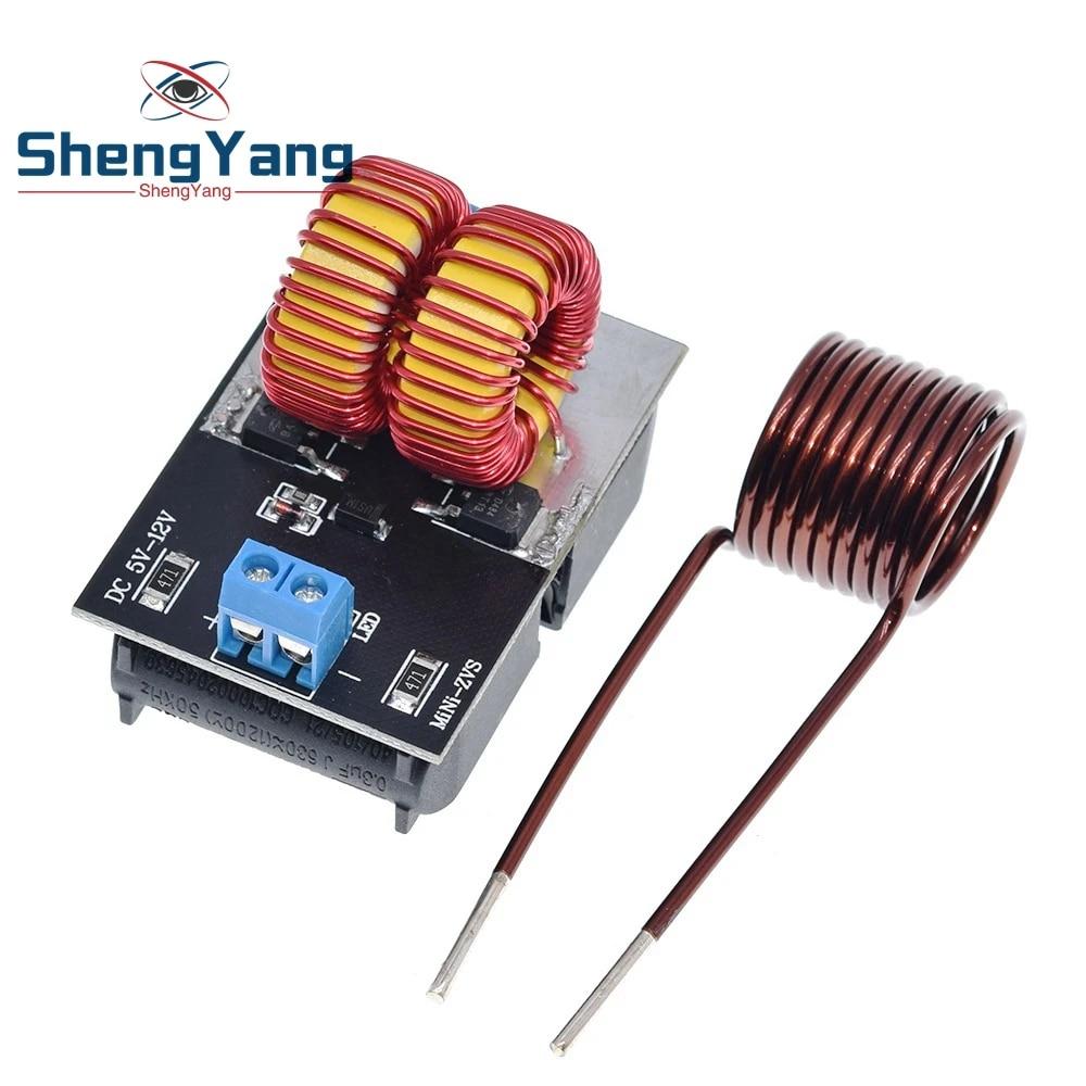5V ZVS Induction Heating Board Power Supply Module 12V