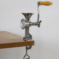 Jakość pełne nierdzewne stalowe klasyczne narzędzie kuchenne instrukcja maku młyn ziarna nasion młyn ręczny młynek do orzechów i przyprawy Grind