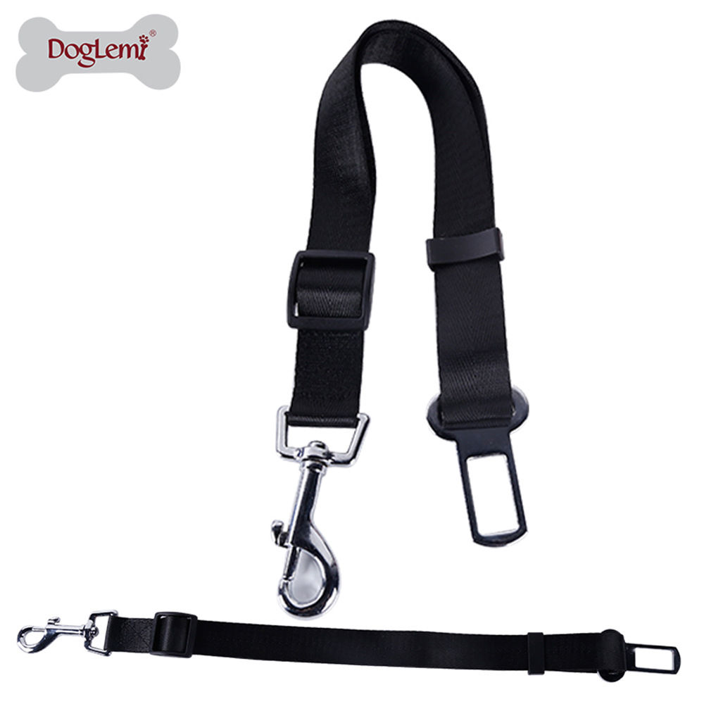 Pet Supplies Automobile Safety Belt Dog Car Mounted Hand Holding Rope Dog Car High Quality Fixing Band