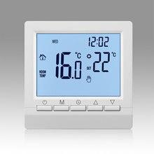 Myuet ME83B Thermostat de chauffage à piles pour chaudière à gaz