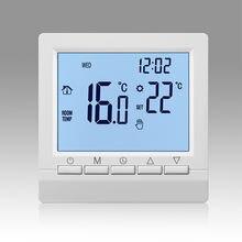 Нагревательный термостат myuet me83b с питанием от батареи для