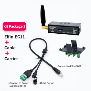 Image 5 - EG11 Serial Port Device Connect to Network Modbus TPC IP Function RJ45 RS485 to GSM GPRS Serial Server