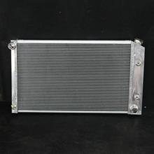 573 aluminium Heizkörper Fit Pontiac Firebird Trans Bin 70-81 V8 3Row ZU 56mm
