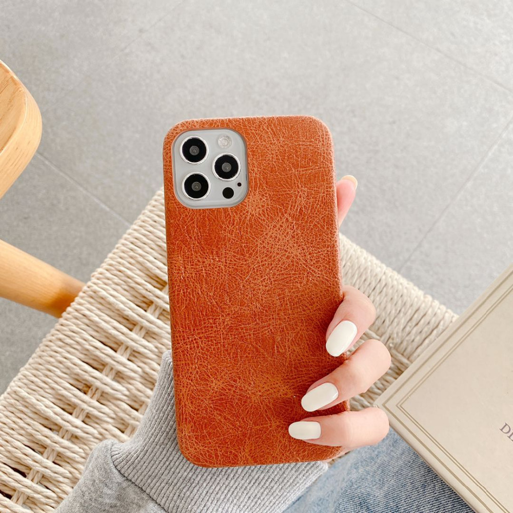 Leather Case for iphone 12 mini