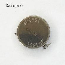 Rainpro pilas para reloj, energía fotoeléctrica TS920E, 1 unids/lote, batería recargable