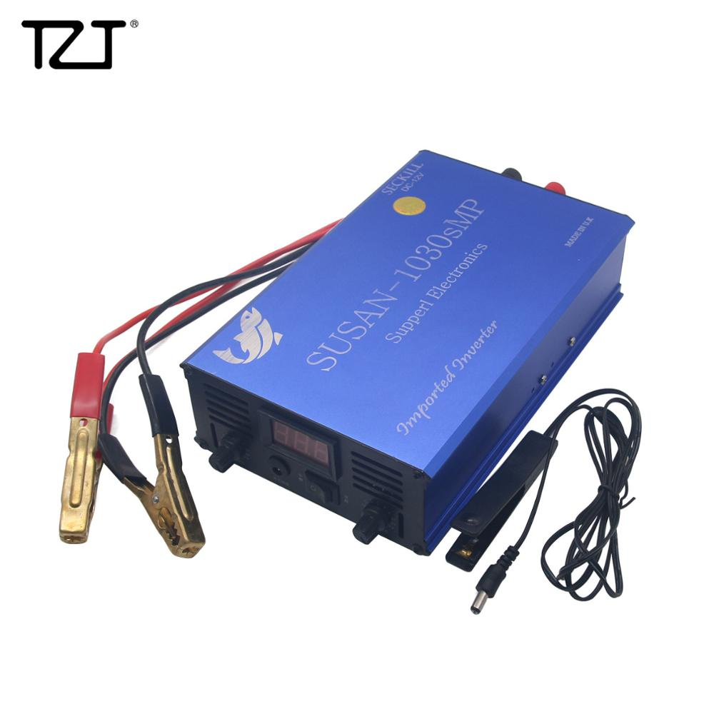 TZT SUSAN-1030SMP Four Nuclear High Power Electronic Booster Kit Head Inverter Pure Copper Transformer