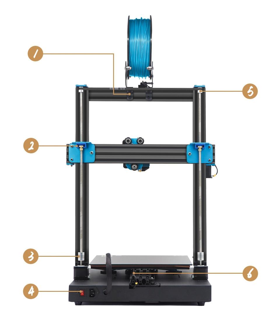 Artillery Sidewinder X1 SW-X1 3D Printer