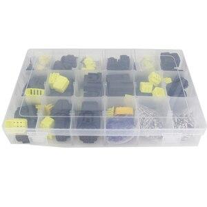 Image 3 - 1 scatola di 24 Set di 1.8 millimetri Serie Impermeabile Sigillato Tenuta Auto Auto Eletrical Filo Connettore del Cavo Spina