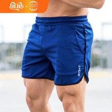 Новые цвета летние спортивные фитнес шорты для бега быстросохнущие мужские s тренировочные для бегунов Кроссфит тренажерный зал шорты мужские шорты для бега шорты мужские спортивные спортивные шорты