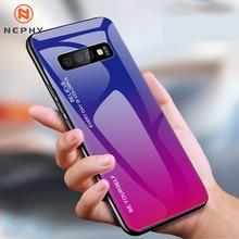 Gehärtetem glas Fall Für Samsung Galaxy A6 A7 A8 J4 J6 J8 2018 M10 M20 M30 M40 A10 A20 A30 a40 A50 A51 A60 A71 Handy Abdeckung