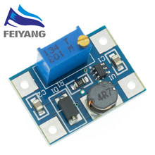 10 stücke Smart Elektronik DC-DC SX1308 Step-UP Einstellbare Power Module Step Up Boost Converter 2-24V zu 2-28V 2A