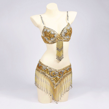 Special Customizable Oriental Belly Dance Costumes XL Size 20-30 days 6