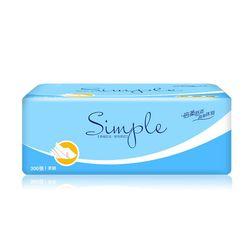 Pack de 3 sedoso suave Premium 4-papel higiénico de capa cocina, aseo tejidos faciales GXMC