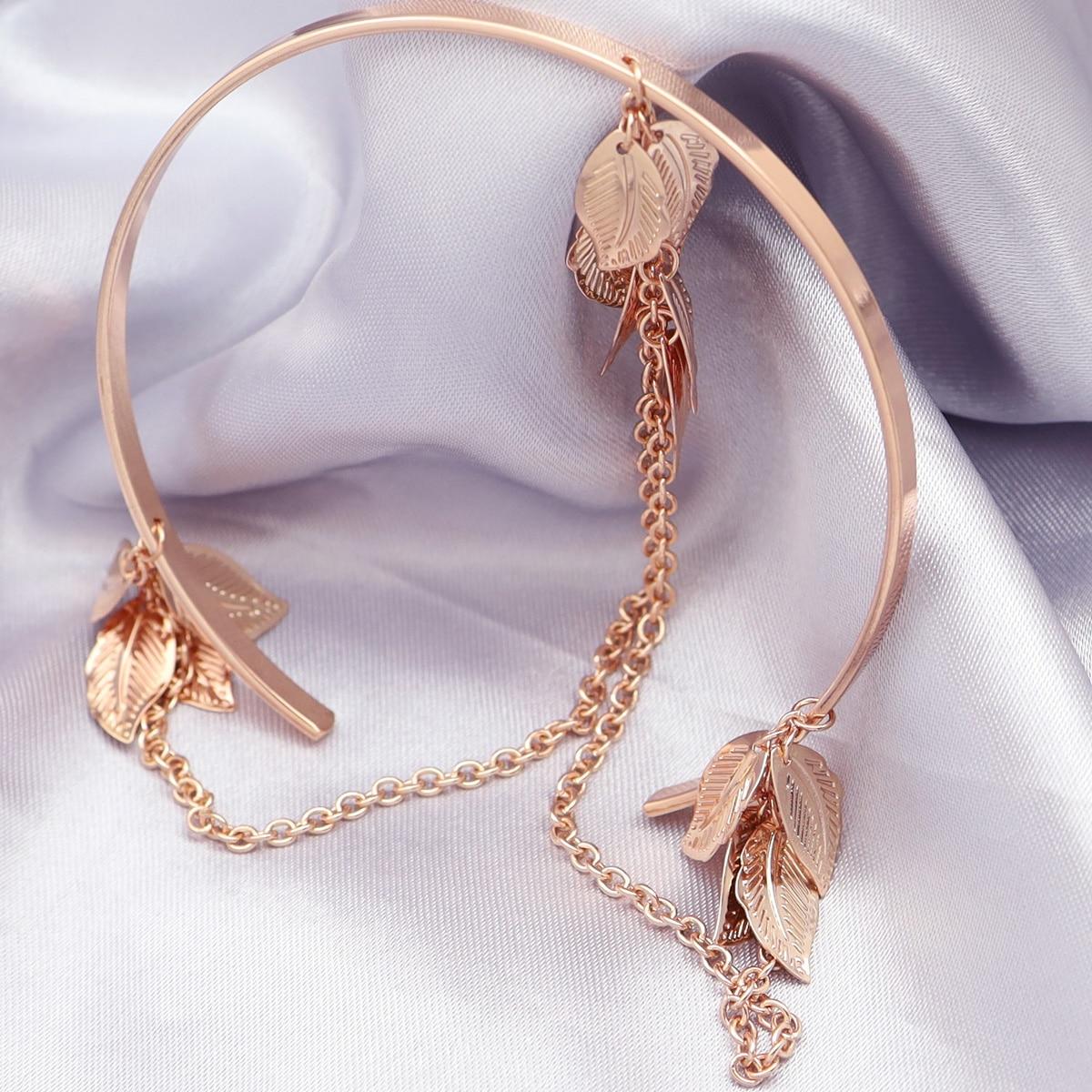 Hb57e7d45b15d49f4a71c3c9349ec2ee1E Prata banhado a ouro grego folha de louro pulseira braçadeira braço superior manguito armlet festival nupcial dança do ventre jóias