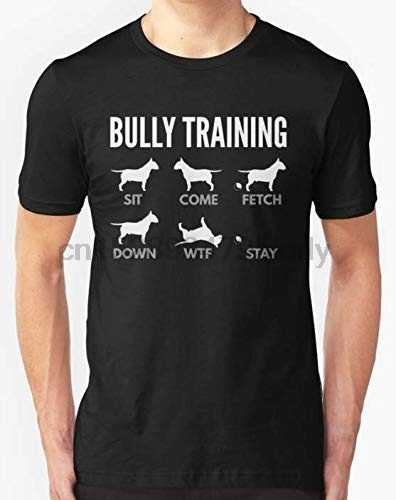 English Bull Terrier Bully Training Slim Fit T-Shirt For Everyone