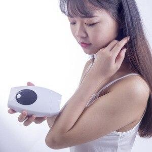 Image 5 - Newst 600000 zeit IPL Laser Haar Entfernung Maschine Lazer epilasyon mit LCD Display Haar entfernung Für Körper Bikini Gesicht Unterarm