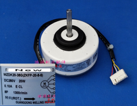 100% new for air conditioner motor WZDK20 38G 1 WZDK20 38G Fan motor good working|Chargers|Consumer Electronics -